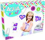 Aladine Aqua Pearl gyöngyépítő készlet - bizsu