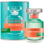 Benetton United Dreams Open Your Mind EDT 80ml