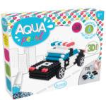 Aladine Aqua Pearl gyöngyépítő készlet - rendőrautó Aladine (ALADINE47017)