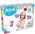 Aladine Aqua Pearl gyöngyépítő készlet - bizsu Aladine (ALADINE47015)