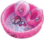 Hello Kitty Gumimedence szett Hello Kitty - úszógumival és labdával