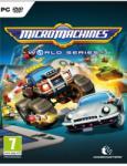 Codemasters Micro Machines World Series (PC) Játékprogram