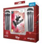 Bigben Interactive The Voice [Microphone Bundle] (Wii U) Software - jocuri