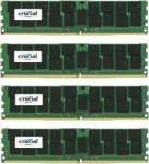 Crucial 128GB (4x32GB) DDR4 2400MHz CT4K32G4LFD424A
