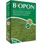 Biopon Gyep Műtrágya És Gyom Stop Granulátum 1kg