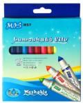 MOS Filctoll Mos M57 Készlet 12 Szín/klt Mosható Karton Akció!