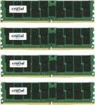 Crucial 128GB (4x32GB) DDR4 2400MHz CT4K32G4LFQ424A