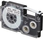 Casio Feliratozó szalag, extra erős tapadás Casio Szalagszín: Fehér Szövegszín: Fekete 9 mm 5.5 m - conrad