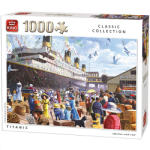 King Titanic 1000db-os puzzle (05134)