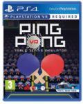 Merge Games Ping Pong VR (PS4) Játékprogram