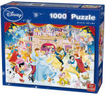 King Disney Jégtánc 1000db-os puzzle (05180)