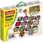 Quercetti Smart Puzzle Jungle & Savanna