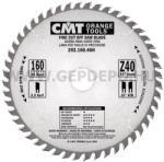 CMT fűrésztárcsa 216mm Z64 fához keresztvágáshoz (292.216. 64M)