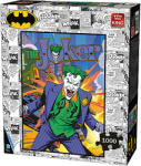King Joker 1000db-os Comic puzzle (05631)
