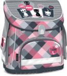 Ars Una Think-Pink Kompakt Easy - mágneszáras iskolatáska (94497625)
