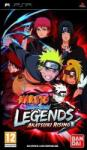 BANDAI NAMCO Entertainment Naruto Shippuden Legends Akatsuki Rising (PSP) Software - jocuri