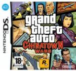 Rockstar Games Grand Theft Auto: Chinatown Wars (Nintendo DS) J�t�kprogram