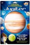Buki France Buki Decoratiuni de perete fosforescente Planeta Jupiter (BK3DF6)
