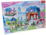 Trefl Disney Hercegnők: Hamupipőke 3D bálterme játékszett - Trefl
