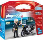 Playmobil Rendőrjárőr szett (5648)