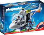 Playmobil Rendőrhelikopter keresőreflektorral (6921)