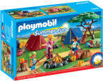 Playmobil Tábortüzes vadkemping (6888)