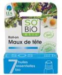 So'Bio Etic Roll On Contra Durerilor de Cap Eco So'Bio Etic 5ml
