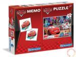 Clementoni 2 az 1-ben puzzle és memóriajáték - Verdák (07902)
