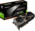 GIGABYTE AORUS GeForce GTX 1080 Ti 11GB GDDR5X 352bit PCIe (GV-N108TAORUS-11GD) Placa video