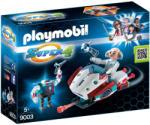 Playmobil Dr X légijárgánya (9003)