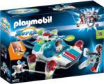 Playmobil Fulguri és Gene ügynök (9002)