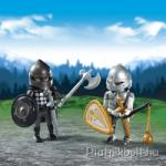 Playmobil Felvértezett lovagok (6847)
