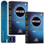 My Size 10 darabos kondom csomag, a méretes óvszer a tökéletes