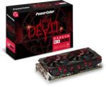 PowerColor Radeon RX 580 Red Devil 8GB GDDR5 256bit PCIe (AXRX 580 8GBD5-3DH/OC) Placa video