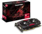 PowerColor Radeon RX 580 Red Dragon 8GB GDDR5 256bit (AXRX 580 8GBD5-3DHD/OC) Placa video