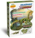 Kensho Felhúzható 3D puzzle - Didlodocus dino (HWMP-39)