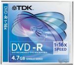 TDK DVD-R 4.7GB 16x
