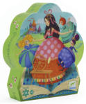 DJECO Sleeping Beauty - Csipkerózsika puzzle 24 db-os (7203)