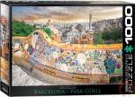 EUROGRAPHICS Barcelona, Park Güell 1000 db-os (6000-0768)