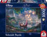 Schmidt Spiele Kinkade - Disney - Rapunzel 1000 db-os (59480)