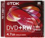 TDK DVD+RW 4.7Gb 4x