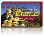 DAMAR Extract de rasina mumie cu ginseng-tablete 30tbl DAMAR