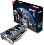 SAPPHIRE Radeon RX 570 NITRO+ 8GB GDDR5 256bit PCIe (11266-09-20G) Видео карти