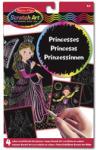 Melissa & Doug Képkarc színes-hercegnő (15958)