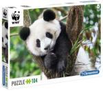 Clementoni WWF - Panda 104 db-os (27997)