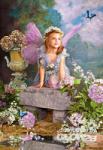 Spring Angel, Puzzle 1500 darabos