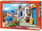 Spring in Santorini, Puzzle 2000 darabos