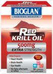 Bioglan  Krill olaj kapszula 500mg extra erős 30db