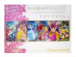Clementoni Panoráma Puzzle - Disney Hercegnők 1000 db-os  (39390)