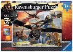 Ravensburger Így neveld a sárkányodat 150 db-os XXL puzzle (10015)